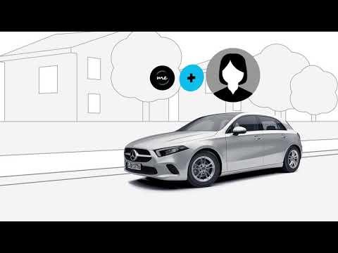 Mercedes me Car Sharing Deutsch