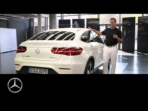 Gorden Wagener explains the GLC Coupé Design – Mercedes-Benz Original