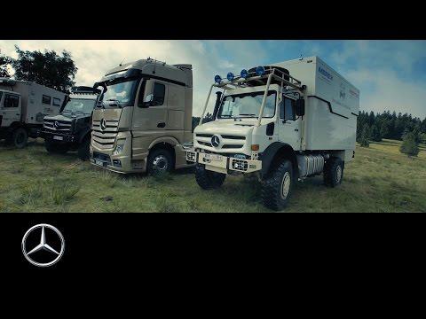 Mercedes-Benz Outdoor-Event #MBSleepOut – Mercedes-Benz original