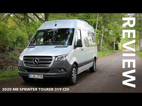 2020 Mercedes-Benz Sprinter 319 CDI Tourer Fahrbericht Test Review Kritik Probefahrt Verbrauch Preis