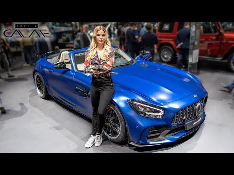 Der neue AMG GT-R ROADSTER | Limitiert auf 750 Stück!