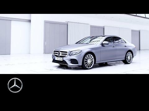 Design: E-Class making-of – Part 5 – Mercedes-Benz original