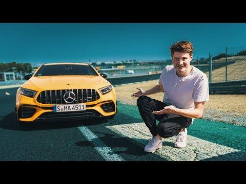 Weltrekord: 421 PS in der Kompaktklasse | Mercedes-AMG A45 S | Mein nächstes Auto | EP.5