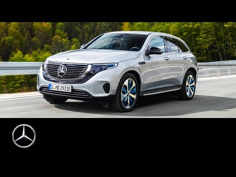 Electric now has a Mercedes: The all-new EQC | Trailer
