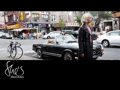 Alter Ego – Mercedes-Benz original