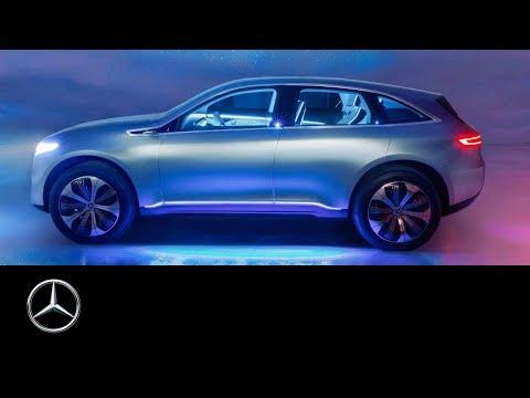 Elektromobilität: Mercedes-Benz elektrifiziert die Zukunft