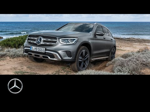 Mercedes-Benz GLC (2019): World Premiere | Trailer