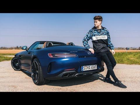 Der schnellste Mercedes der Welt (AMG GT R Pro Test)