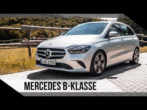Mercedes Benz B-Klasse B250 | 2019 | Test | Review | Fahrbericht | MotorWoche | MoWo