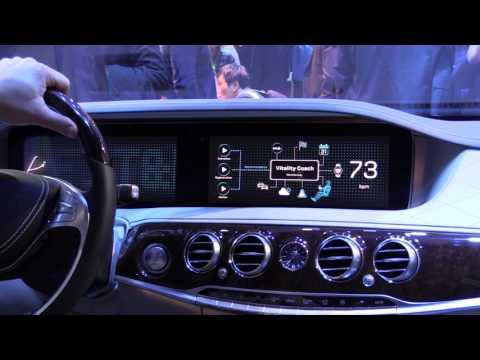 Mercedes Benz Fit & Healthy Concept Car
