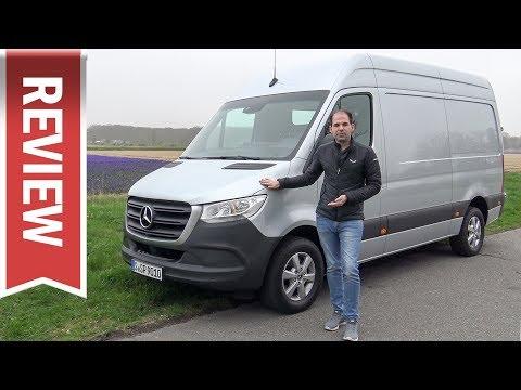 Neuer Mercedes-Benz Sprinter (2018): Fahrbericht 319 CDI & Assistenzsysteme im Test