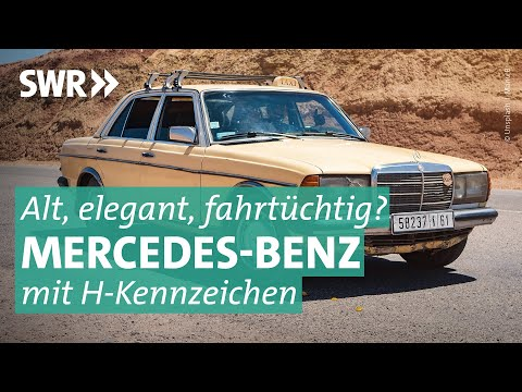 Autos für die Ewigkeit - Mercedes-Veteranen auf den Straßen der Welt | Marktcheck SWR