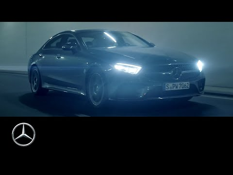Mercedes-Benz CLS: Unexplainable
