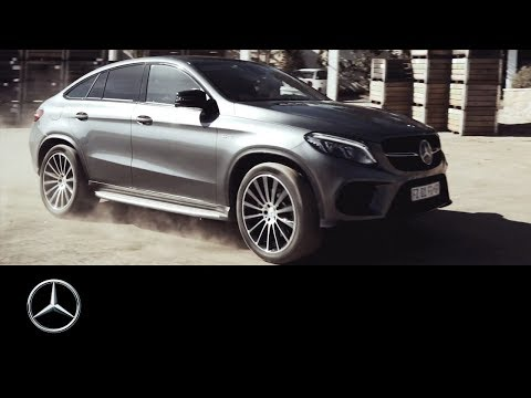 Mercedes-AMG GLE Coupé: Road Trip South Africa