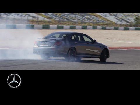 World Premiere Mercedes-AMG E 63 S 4MATIC+ – Mercedes-Benz original