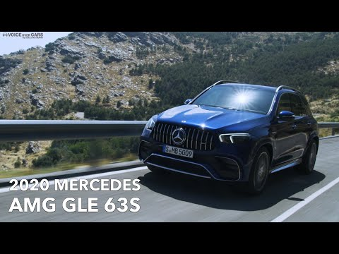 2020 Mercedes-AMG GLE 63S 4MATIC Sound Klang Beschleunigung 0-100 km/h Vmax Fakten Infos Leistung