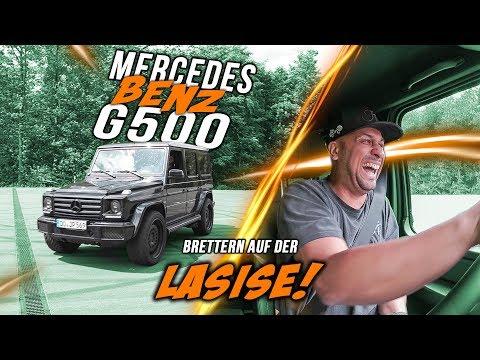 JP Performance - Geländepower auf der LaSiSe | Mercedes Benz G500