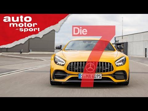 Nur noch Allrad? 7 Fakten zu Mercedes-AMG, die jeder AMG-Fan wissen sollte   auto motor & sport