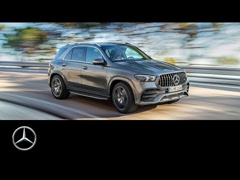 Mercedes-AMG GLE 53 4MATIC+ (2019): World Premiere | Trailer