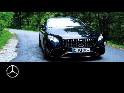 Mercedes-AMG S-Class Cabriolet: Road Trip Slovenia