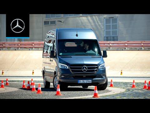 Mercedes-Benz Sprinter (2019): Safety Features