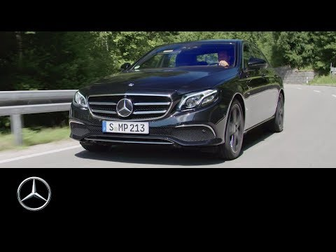 Mercedes-Benz E-Class (2018): Safety & Assistance Systems   Presented by Dave Erickson
