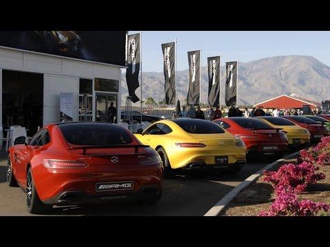 The AMG Private Lounge Days in California - Mercedes-Benz original