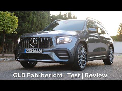2020 Mercedes-Benz GLB Fahrbericht Test Review Meinung Kritik AMG GLB 35 Preis Leistung