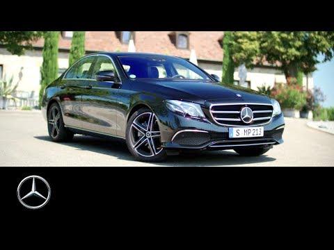 Mercedes-Benz E-Class (2018): Test Drive With Dave Erickson