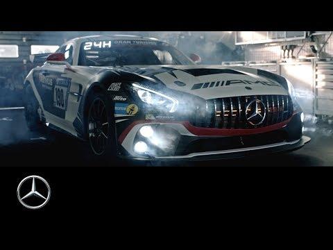 Mercedes-AMG GT4: 24 Hours Nürburgring 2018