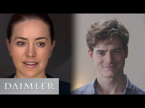 "Daimler Financial Services: New Customer Experience with Digital Human ""Sarah"""