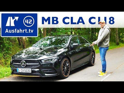2019 Mercedes-Benz CLA 250 4Matic Edition1 C118 - Kaufberatung, Test deutsch, Review, Fahrbericht