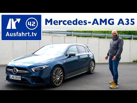 2019 Mercedes-AMG A 35 4MATIC Edition1 (W177) - Kaufberatung, Test deutsch, Review, Fahrbericht