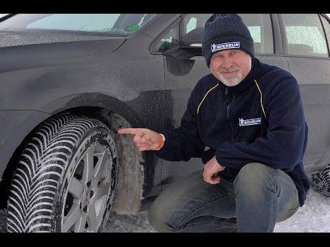 Sicher durch den Winter – mit Armin Schwarz und Michelin: Warum Winterreifen?