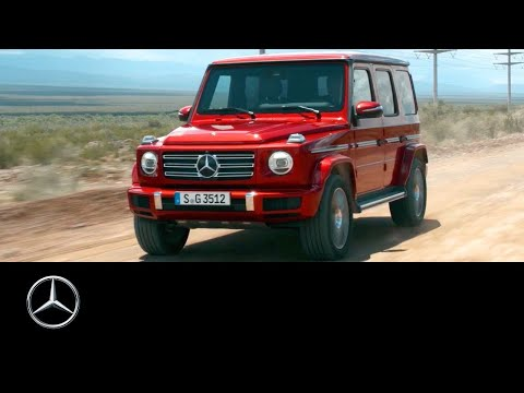 Mercedes-Benz G-Class (2019) | The Making-of Stronger than Gravity