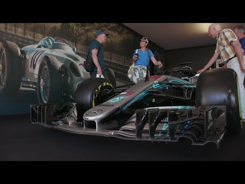 The Goodwood Festival of Speed 2019 - Day 1 | Mercedes-Benz Cars UK