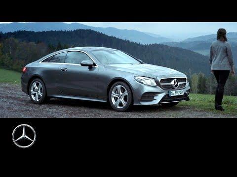 Mercedes-Benz E-Class Coupé: Black Forest Road Trip