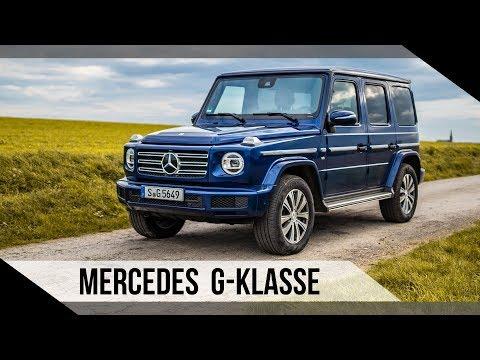 Mercedes Benz G-Klasse G500 | 2019 | Test | Review | Fahrbericht | MotorWoche | MoWo