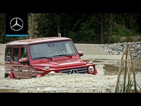 The Driven   Mercedes-Benz G-Class (2019) Meets Unimog
