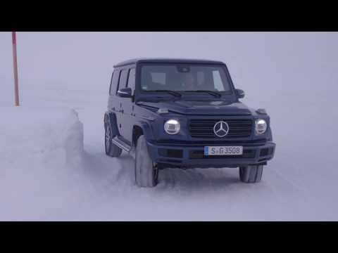 Mercedes-Benz G 350 d mit OM 656 Dieselmotorisierung