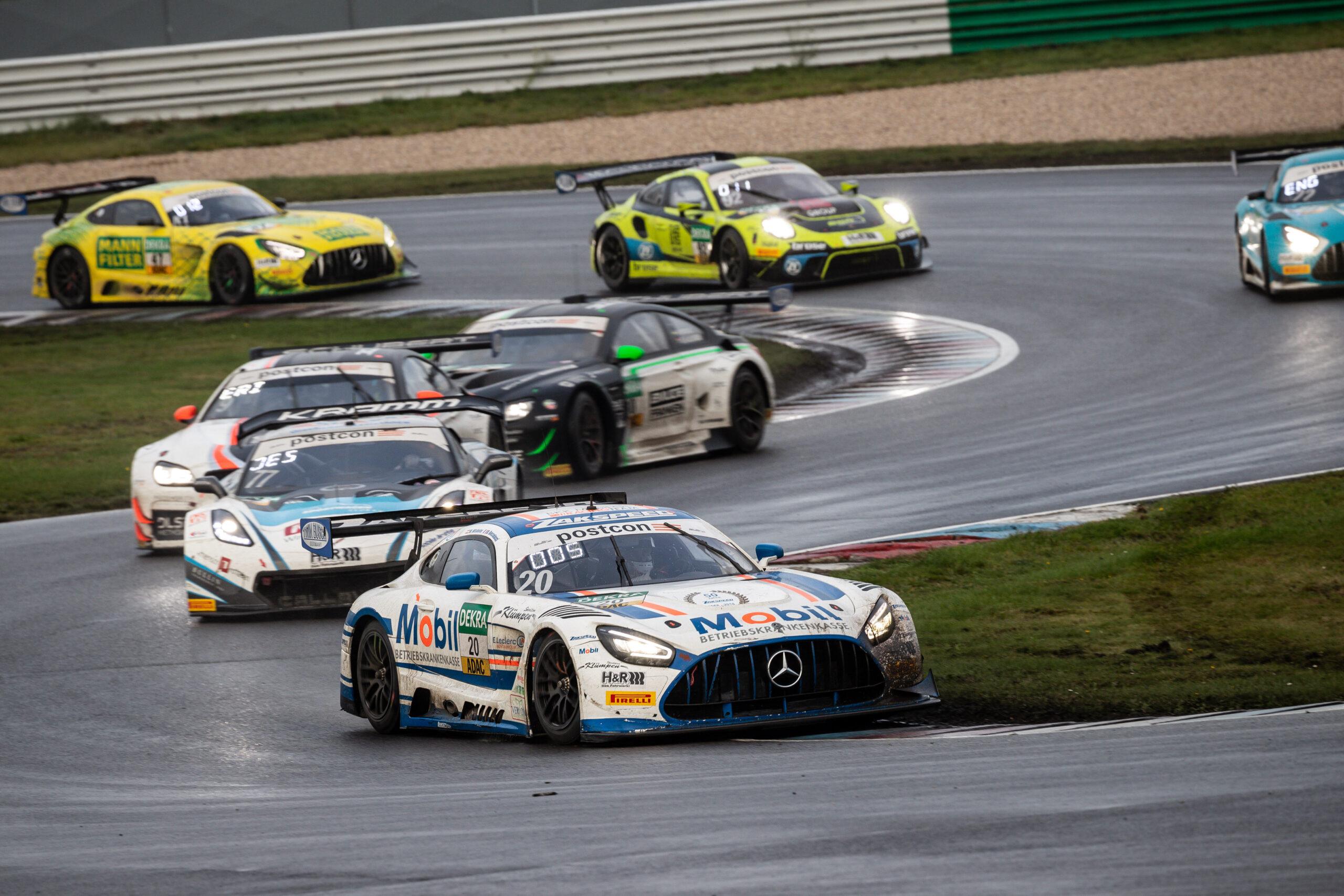 Team Zakspeed gewinnt überraschend am Lausitzring