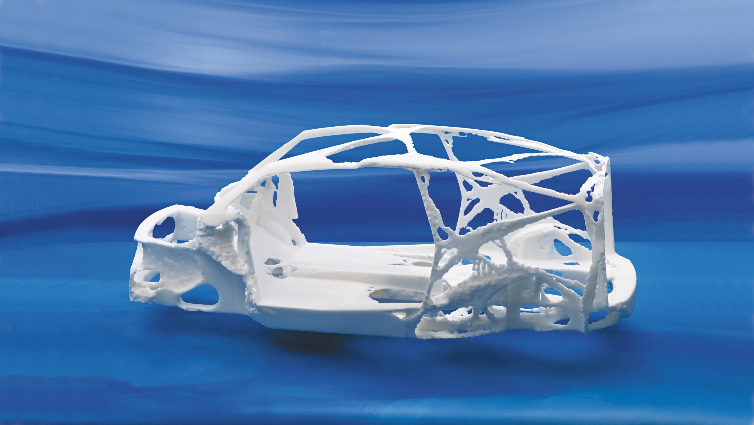 Das Mercedes-Benz bionic car von 2005