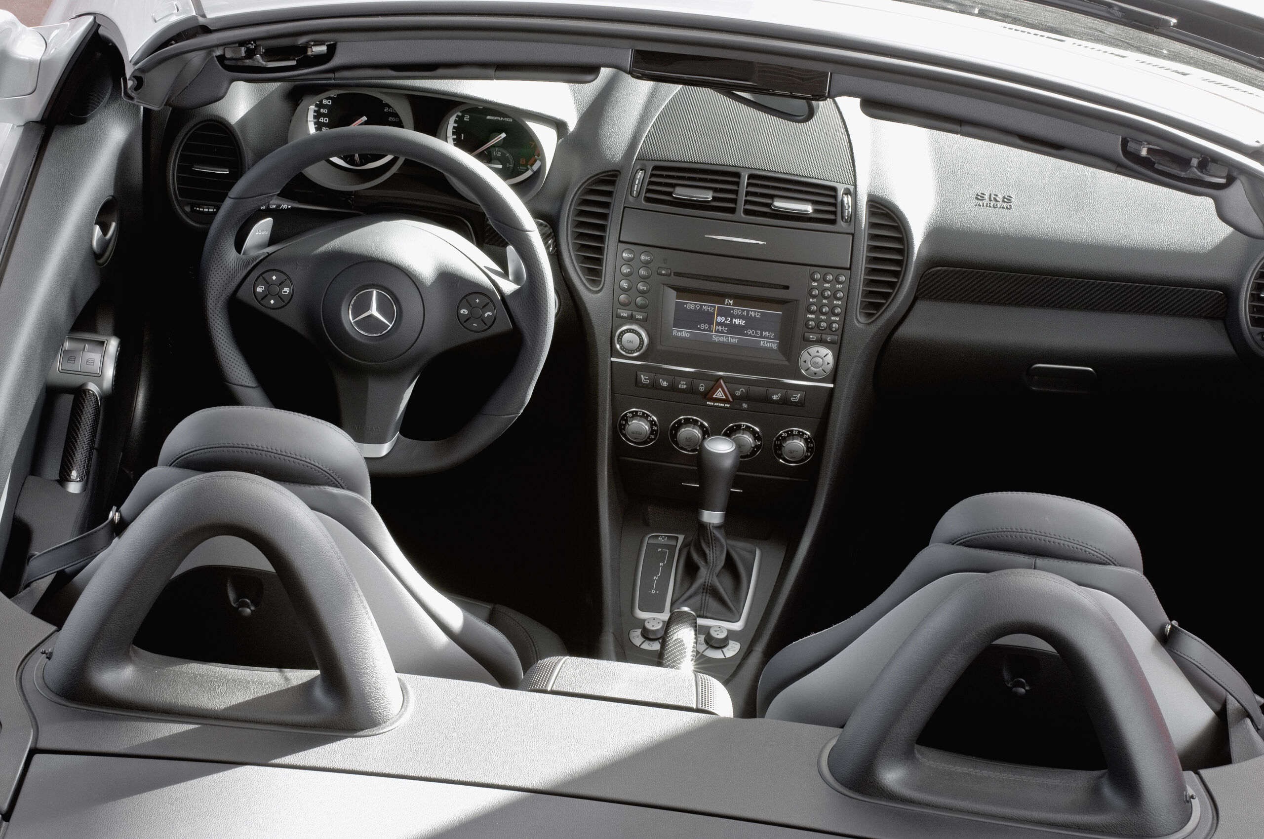 Nun auch Airbag-Rückruf für den SLK