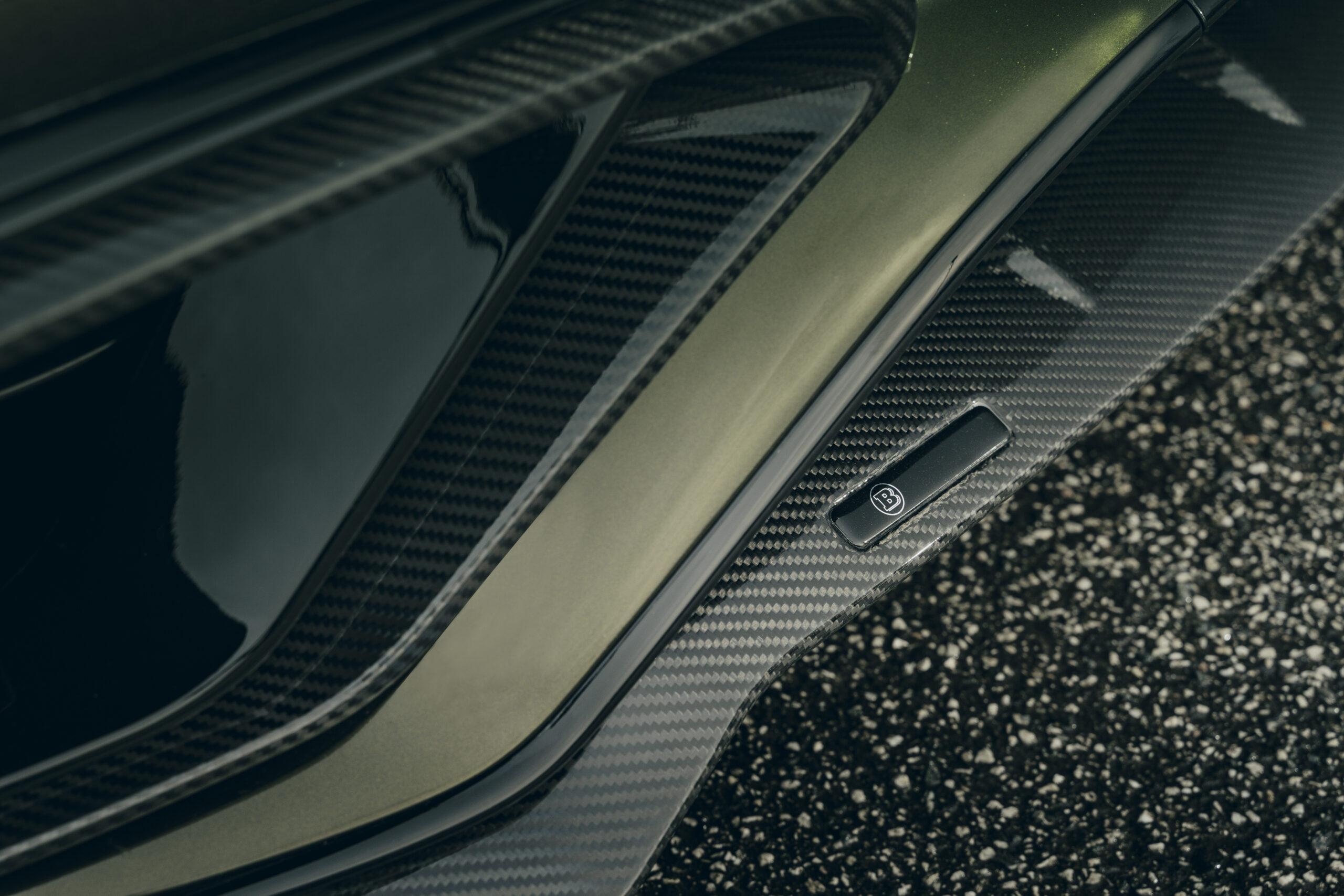 FOSTLA macht BRABUS S 63 Cabriolet zum Einzelstück