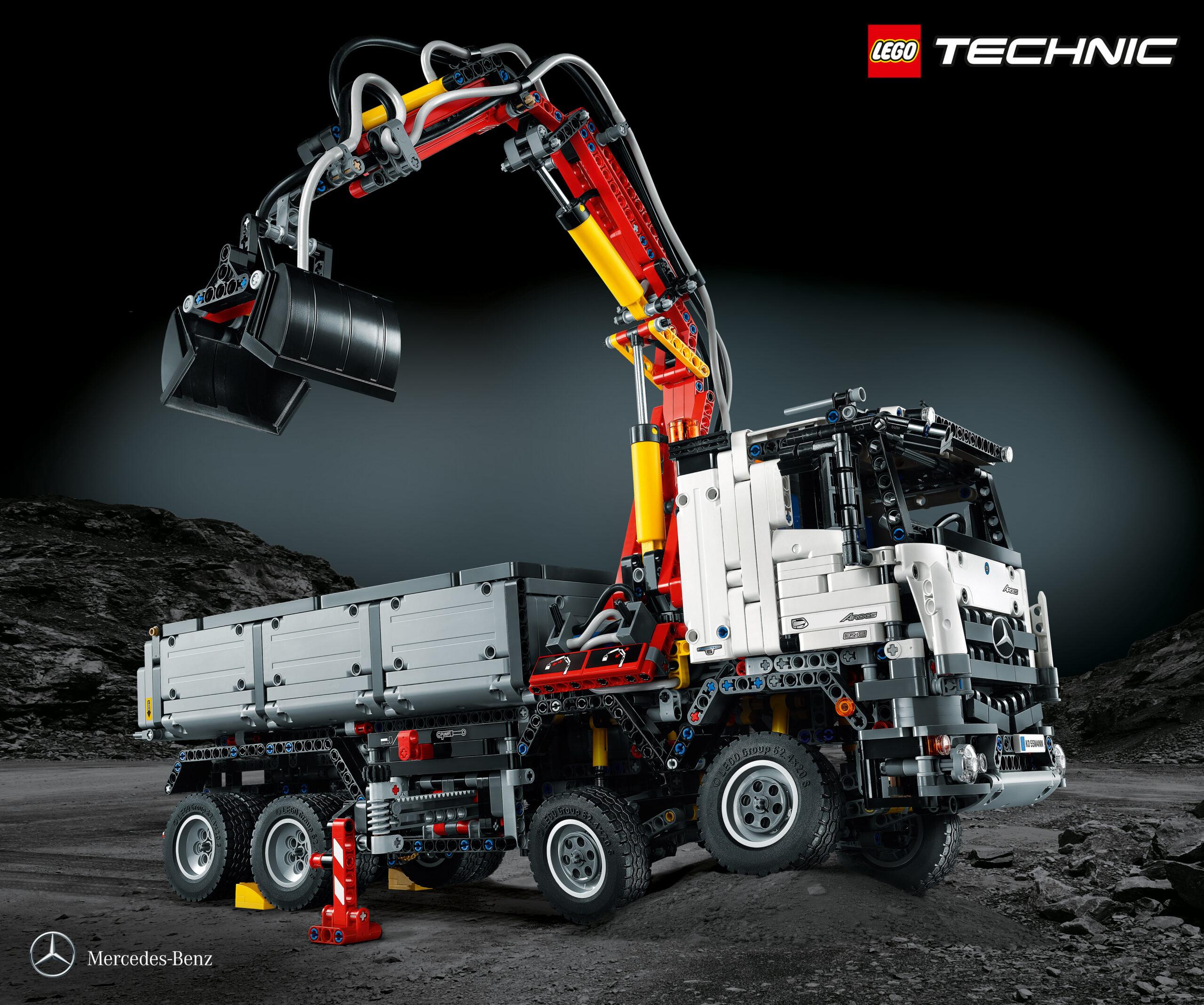 Lebt Kooperation mit Lego und Mercedes neu auf?