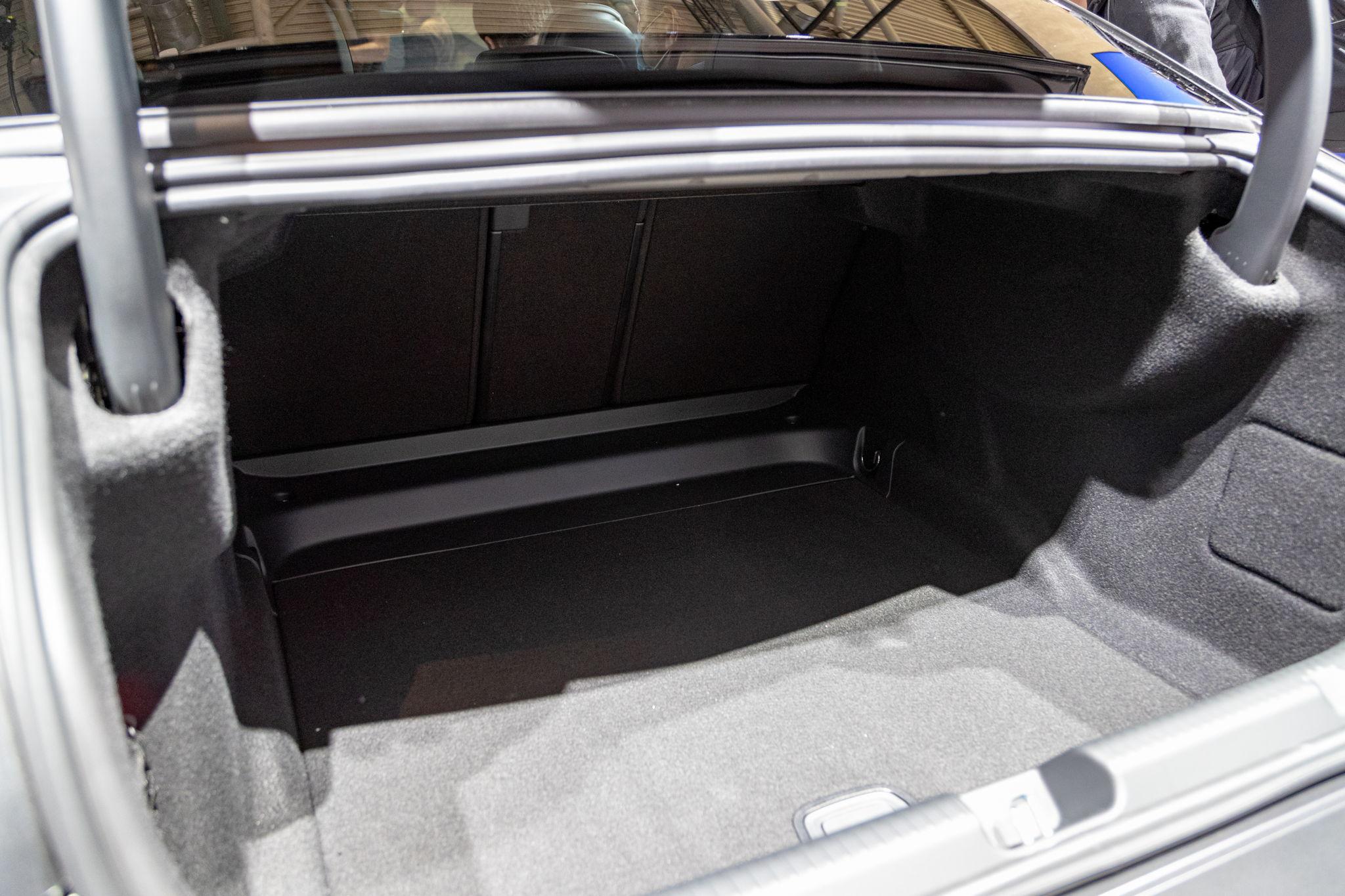 #MBIAA21: Mehr Mercedes-Benz EQE Bilder aus München