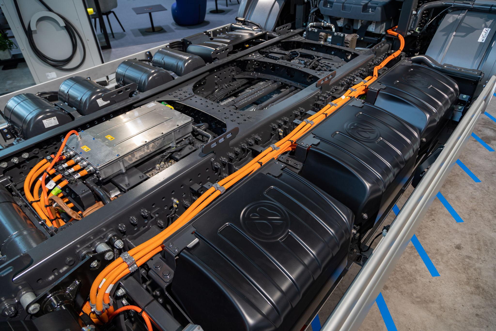 Mercedes-Benz eEconic Serienmodell ist für die 2. Jahreshälfte 2022 geplant