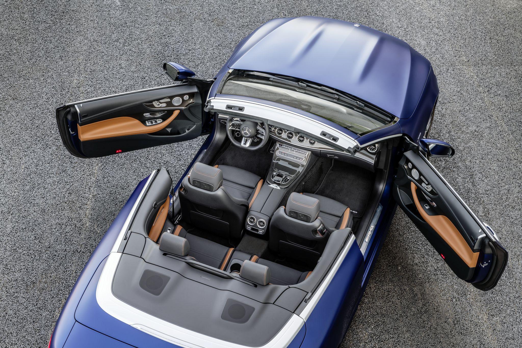 E-Klasse Coupé & Cabrio: Änderungsjahr 21/2 bereits bestellbar