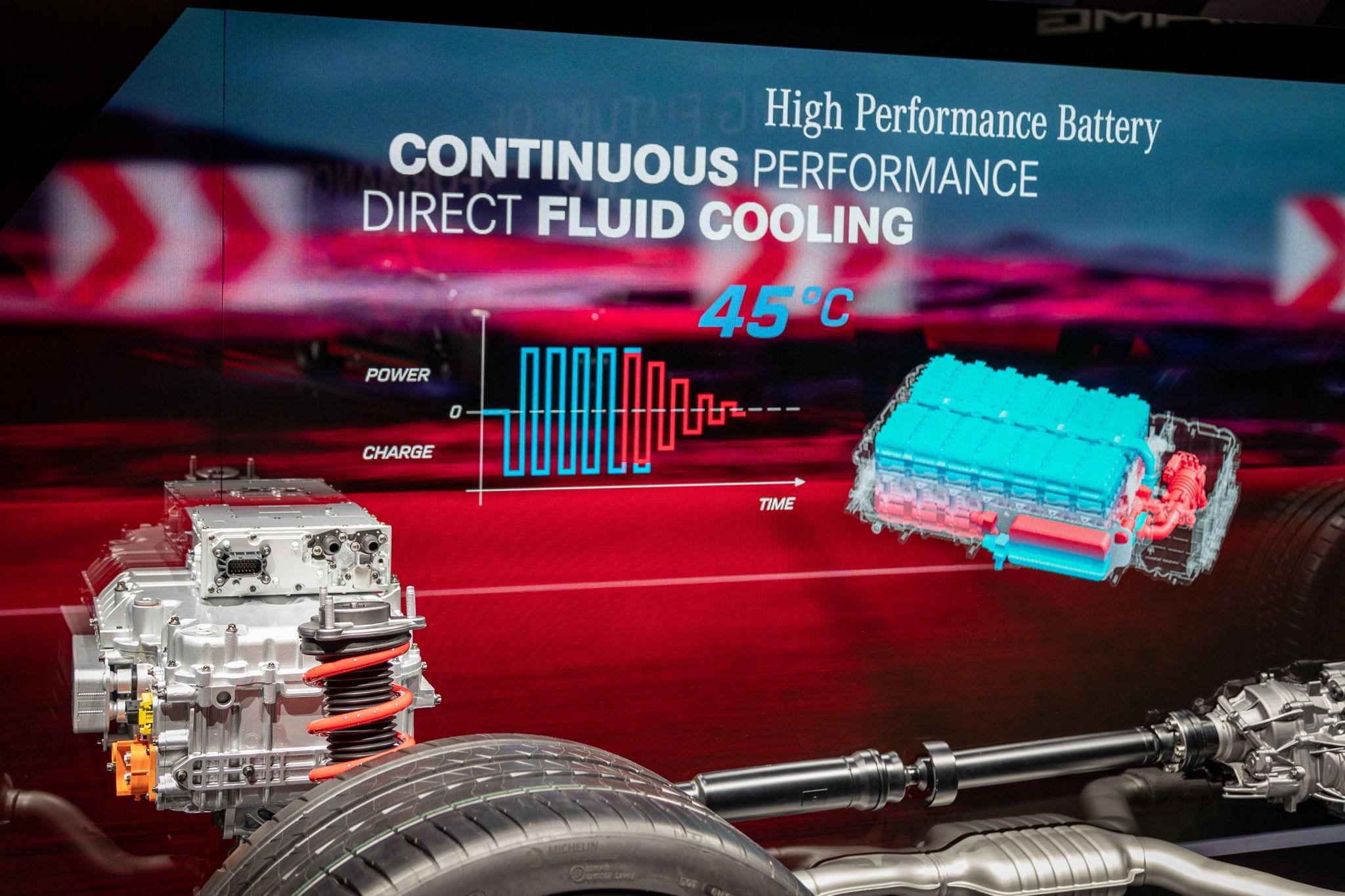 AMG kombiniert zukünftig 4- und 8-Zylinder Motoren mit E-Antrieb E PERFORMANCE