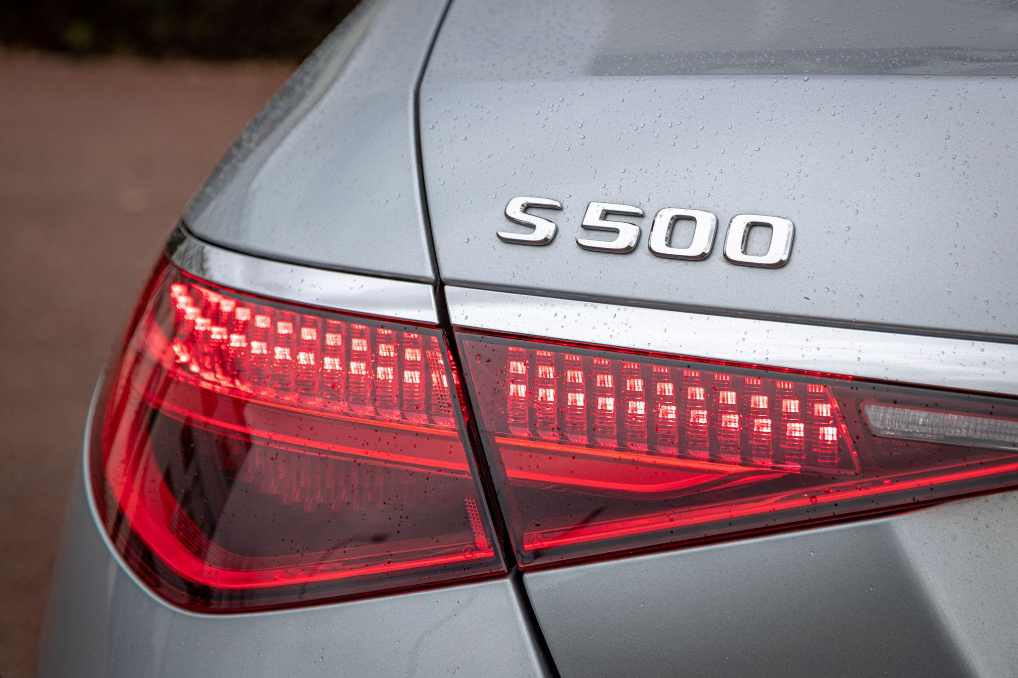 S 500 4MATIC - so fährt der Reihen-Sechszylinder in der S-Klasse